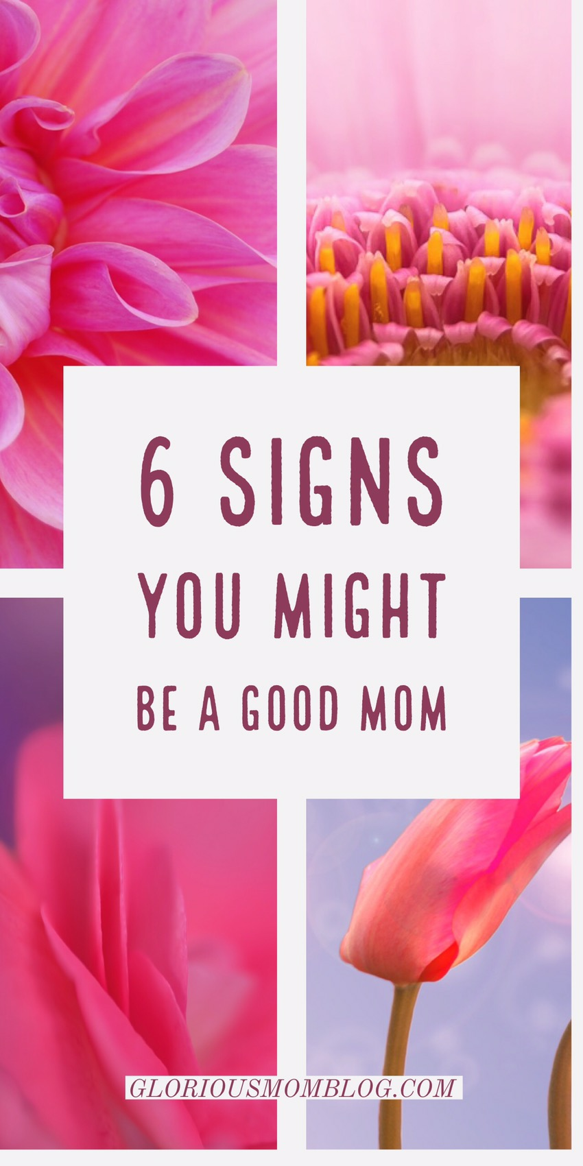 You Might Wanna Sit Down For This: 6 Signs You Might Be A Good Mom
